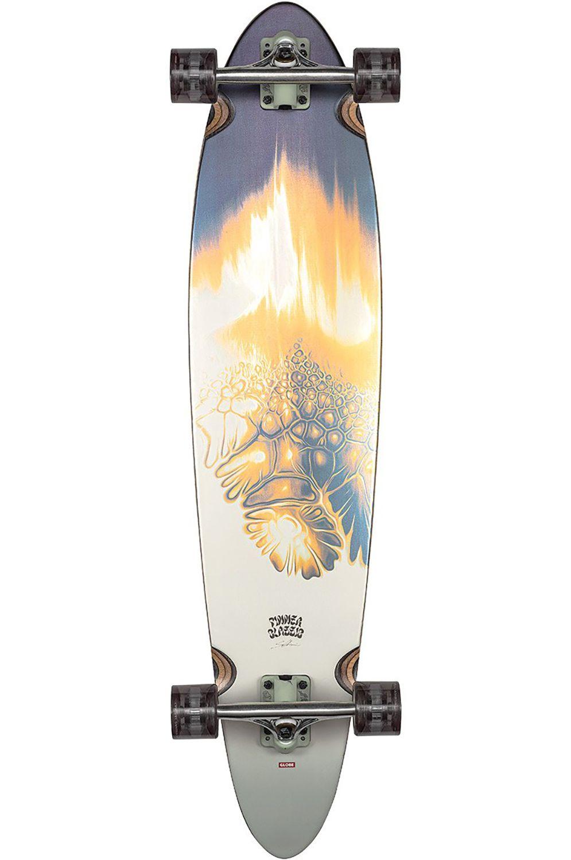 """Globe Cruiser Skate 40"""" PINNER CLASSIC Gold Vein"""
