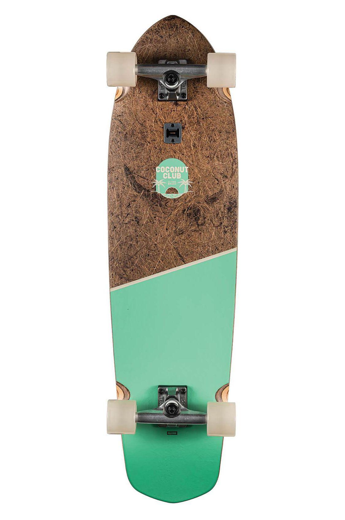 "Cruiser Skate Globe 36"" BLAZER XL Coconut/Lime"