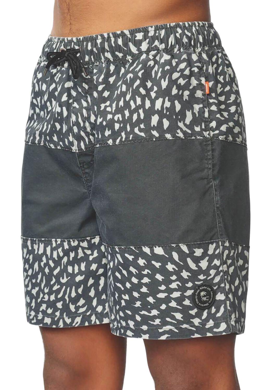 Globe Boardshorts WILD LIFE Black