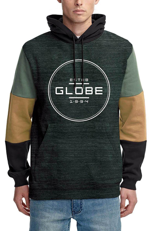 Globe Sweat Hood WINSON II HOODIE Grey Marle