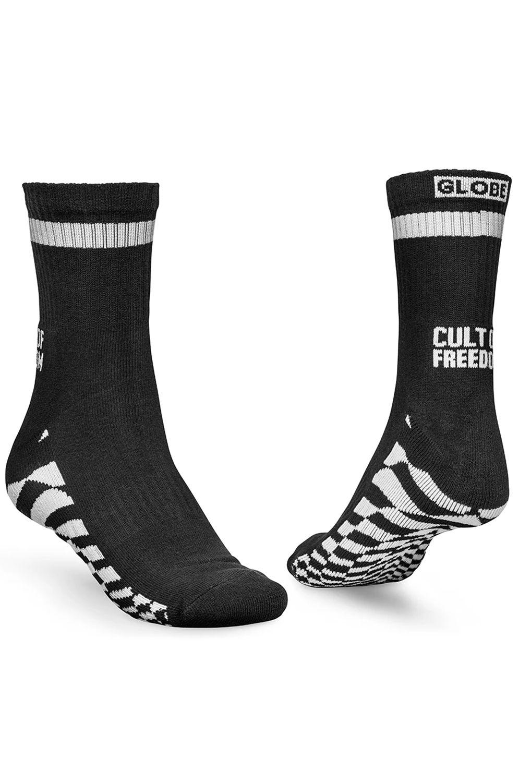 Globe Socks COF 5 PACK Assorted