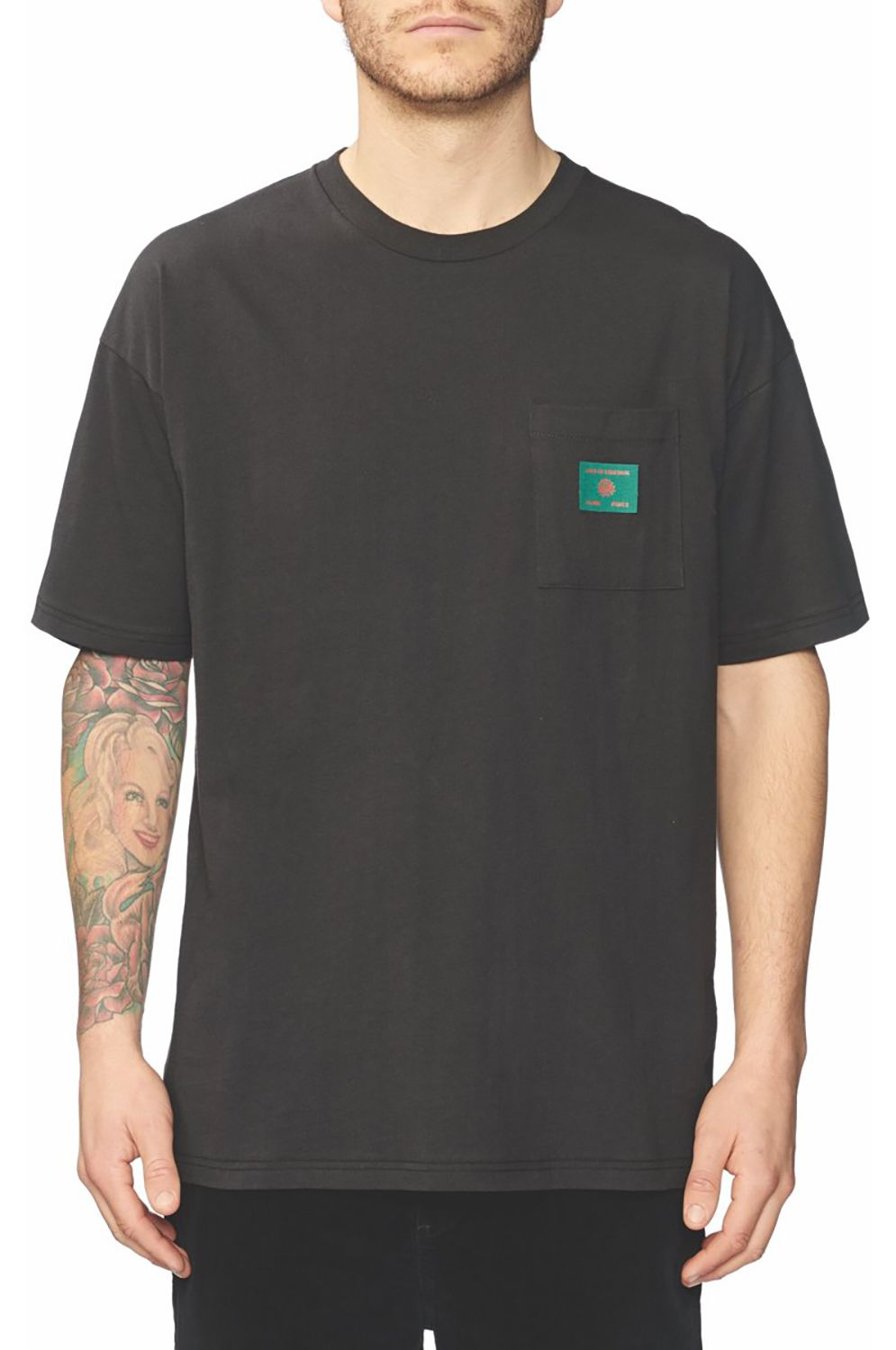 Globe T-Shirt VOLUME 2 Black