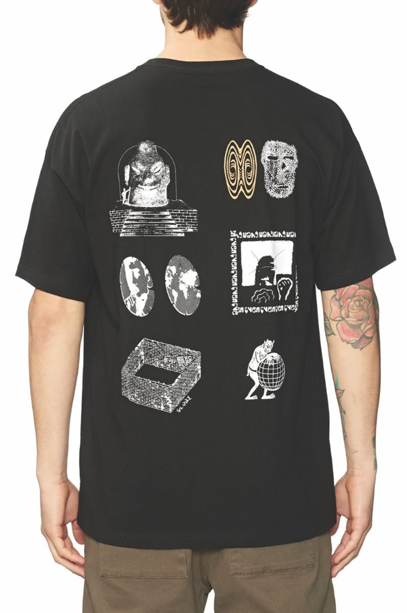 Globe T-Shirt IDOLS Black