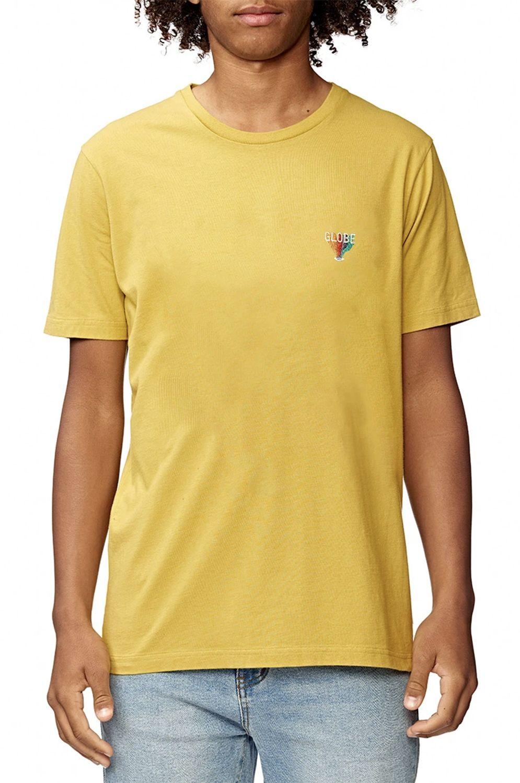T-Shirt Globe COF Dirty Lime