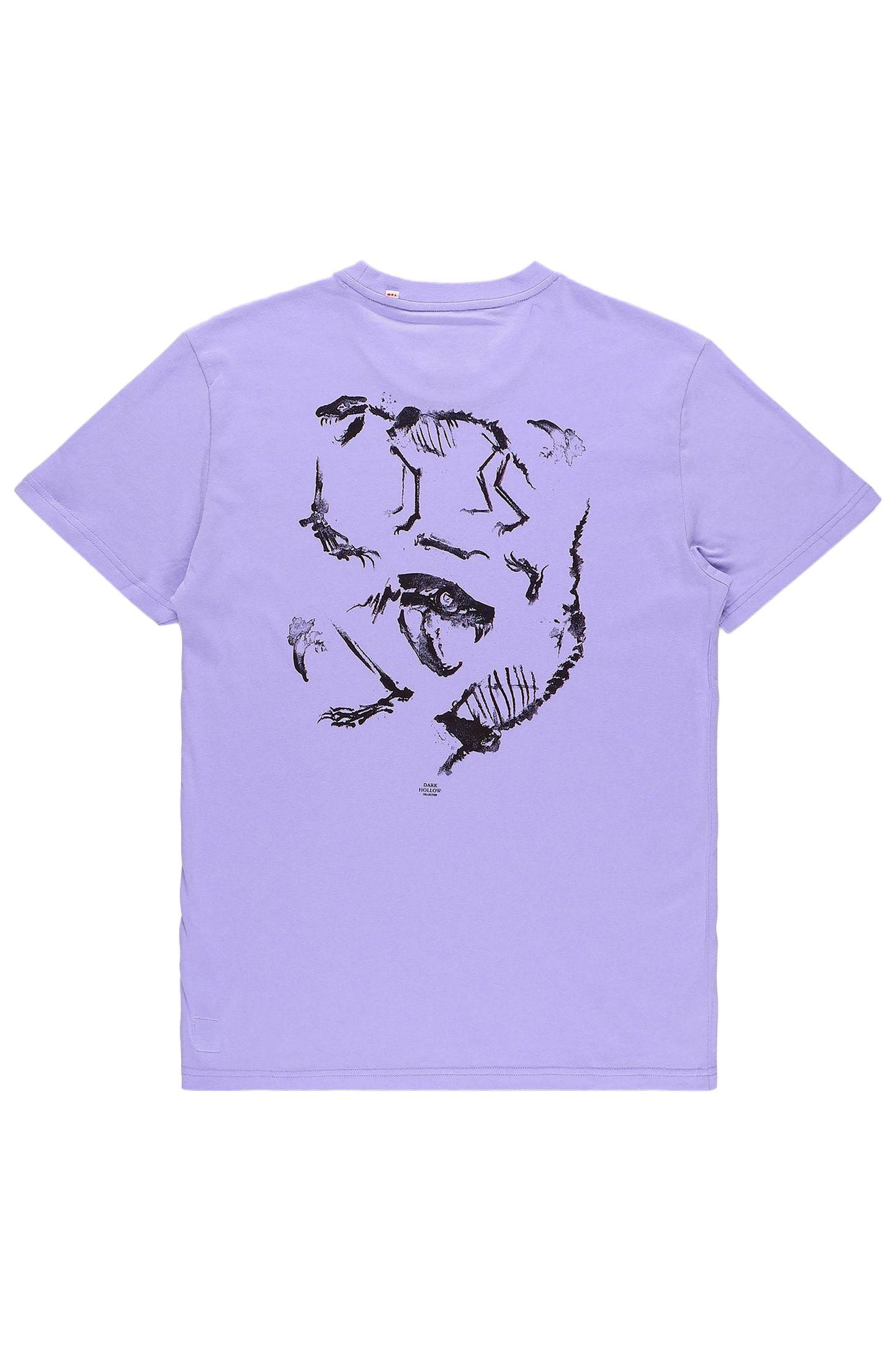 T-Shirt Globe DION AGIUS TASI TEE Nitro Grape