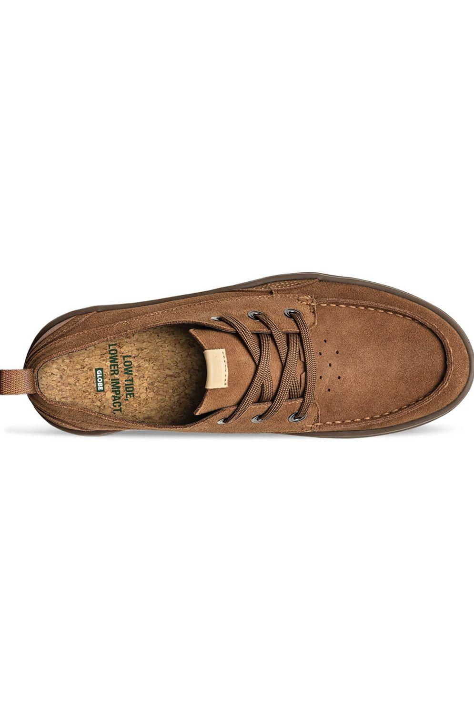 Globe Shoes LOW TIDE Rust/Gum