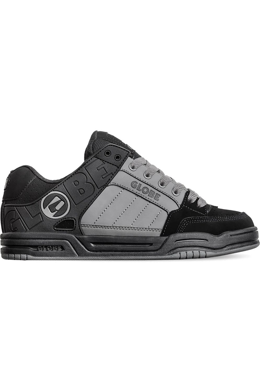 Globe Shoes TILT Black/Charcoal Split