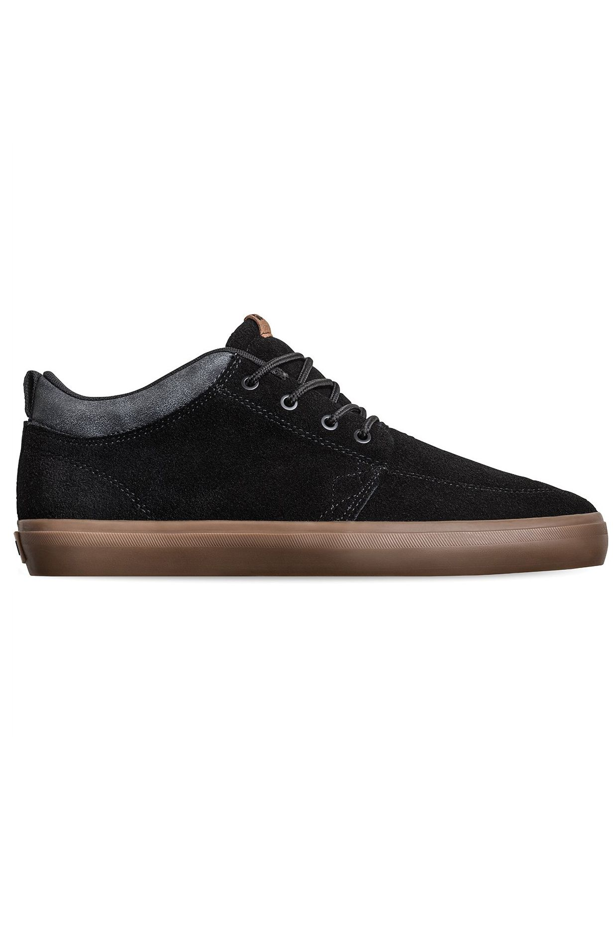 Globe Shoes GS CHUKKA Black/Grey/Tobacco