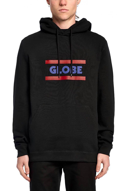 Globe Sweat Hood BOYS RELAX HOODIE Black