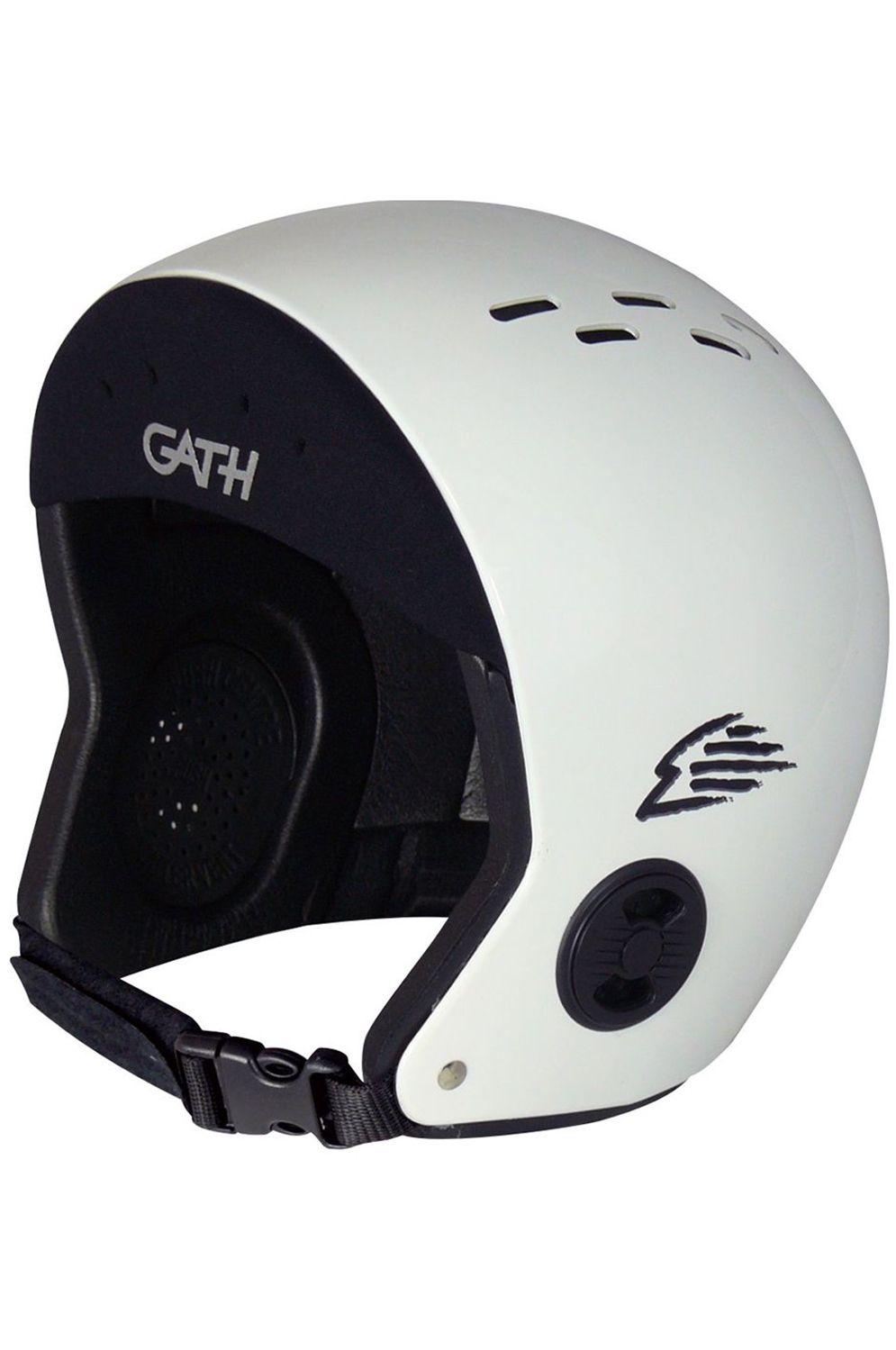 Gath Helmet GATH HAT White Gloss
