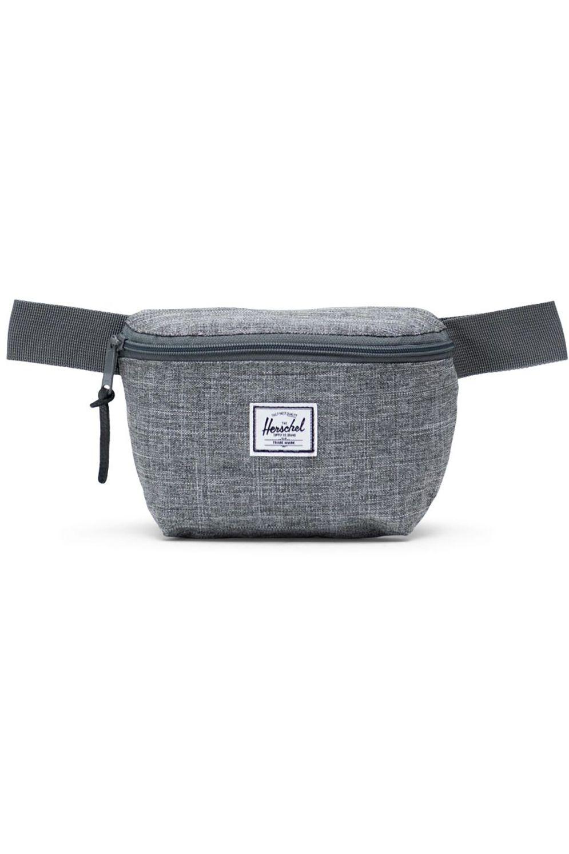 Herschel Waist Bag FOURTEEN Raven Crosshatch