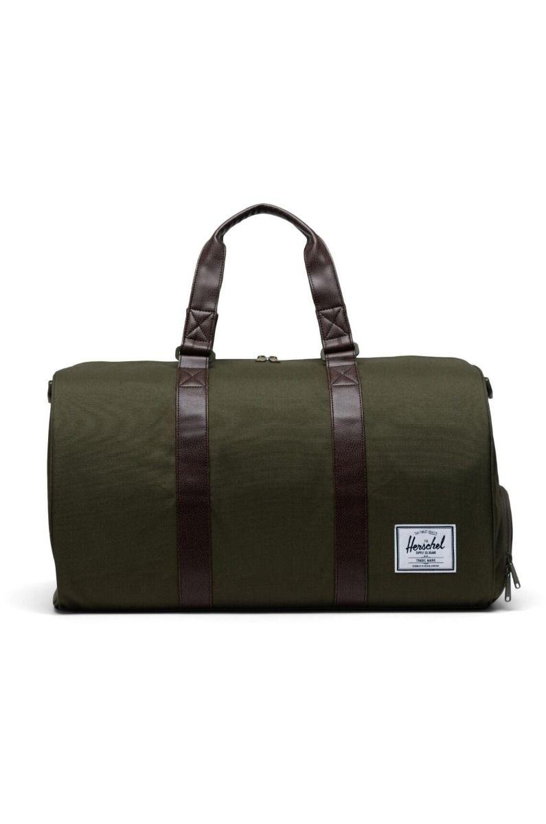Herschel Bag NOVEL Ivy Green/Chicory Coffee