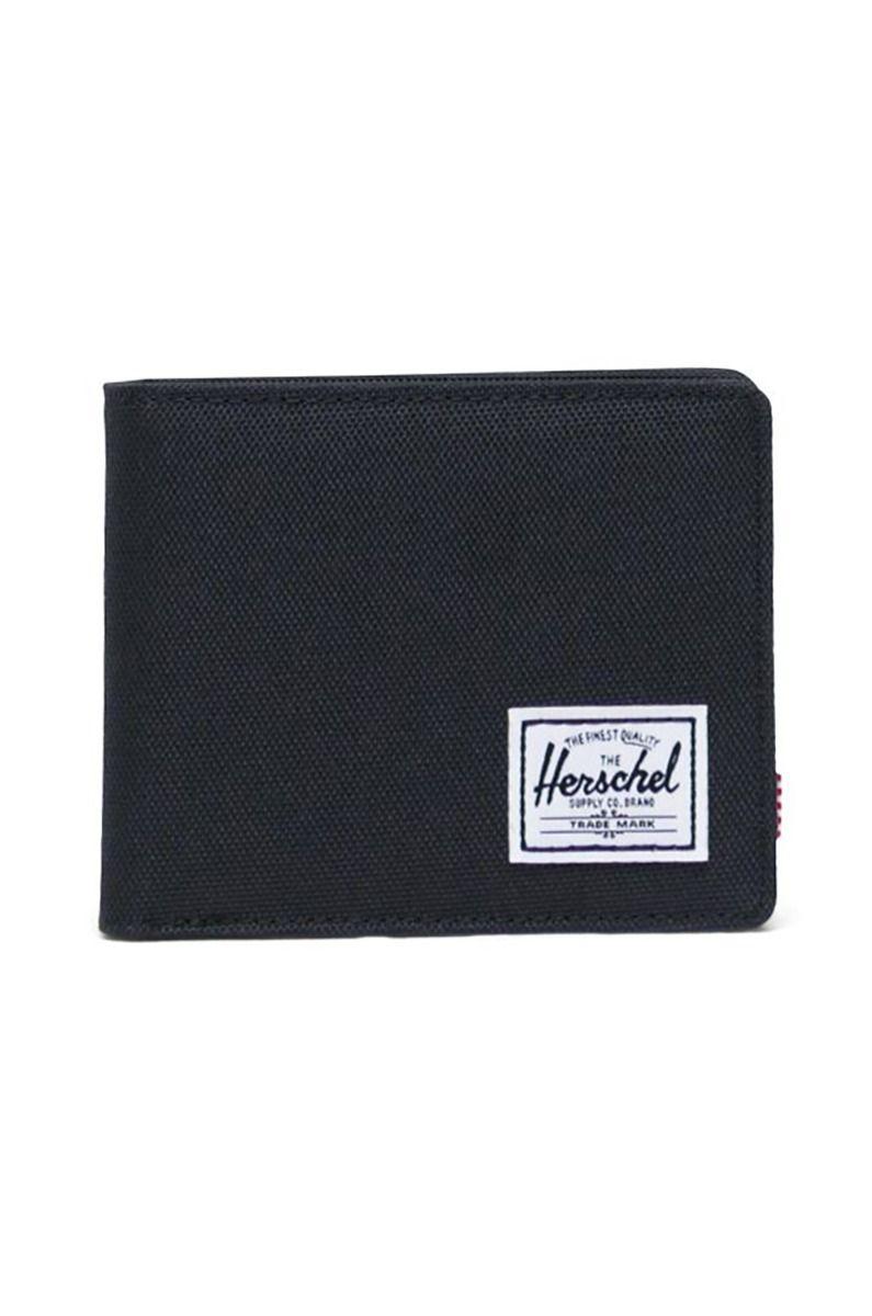 Herschel Wallet ROY COIN RFID Black
