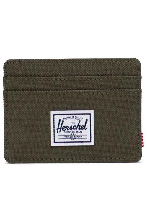 Herschel Wallet CHARLIE RFID Ivy Green