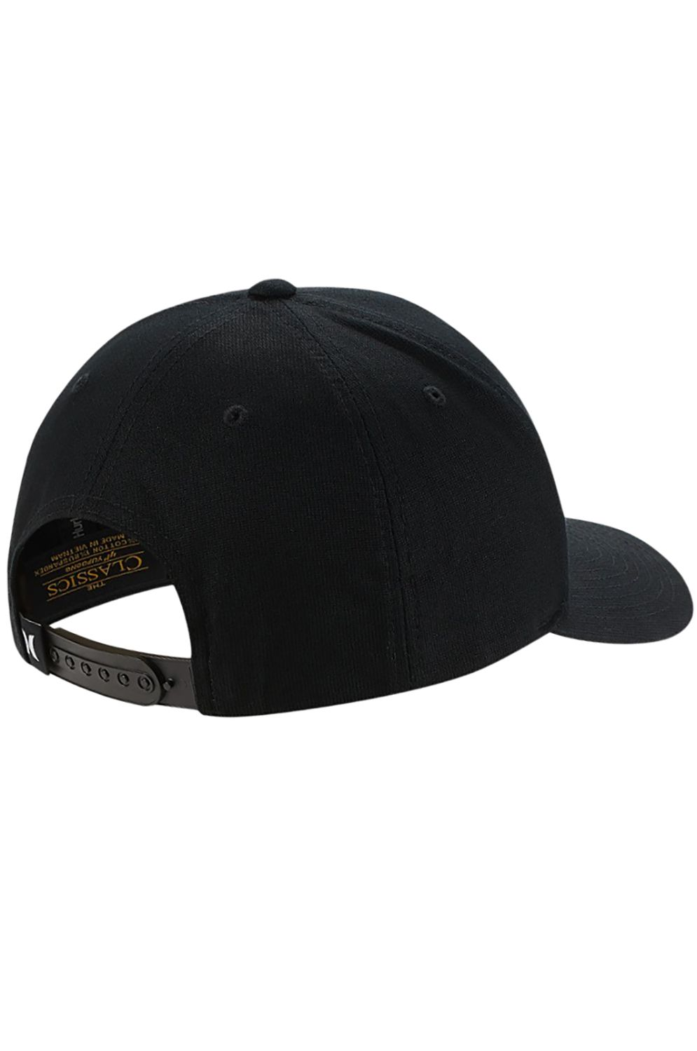 Bone Hurley STORM ICON CURVED Black