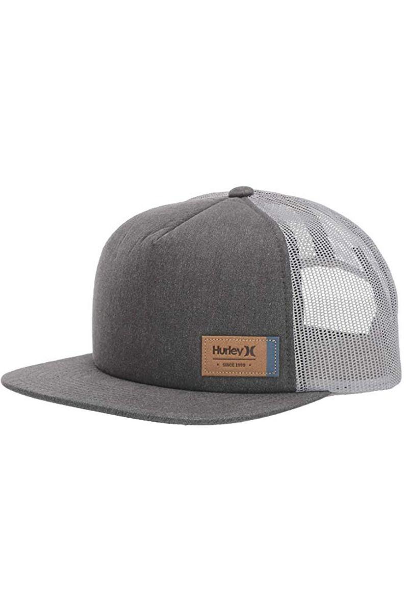 Hurley Cap   CARDIFF Dark Grey
