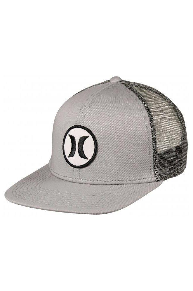 Bone Hurley M CIRCLE TRKR STAPLE Cool Grey Or Black
