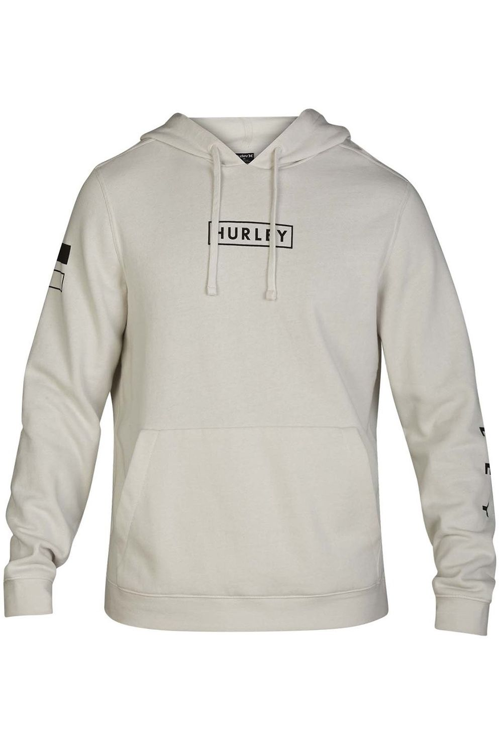 Hurley Sweat Hood FRAGMENT Light Bone