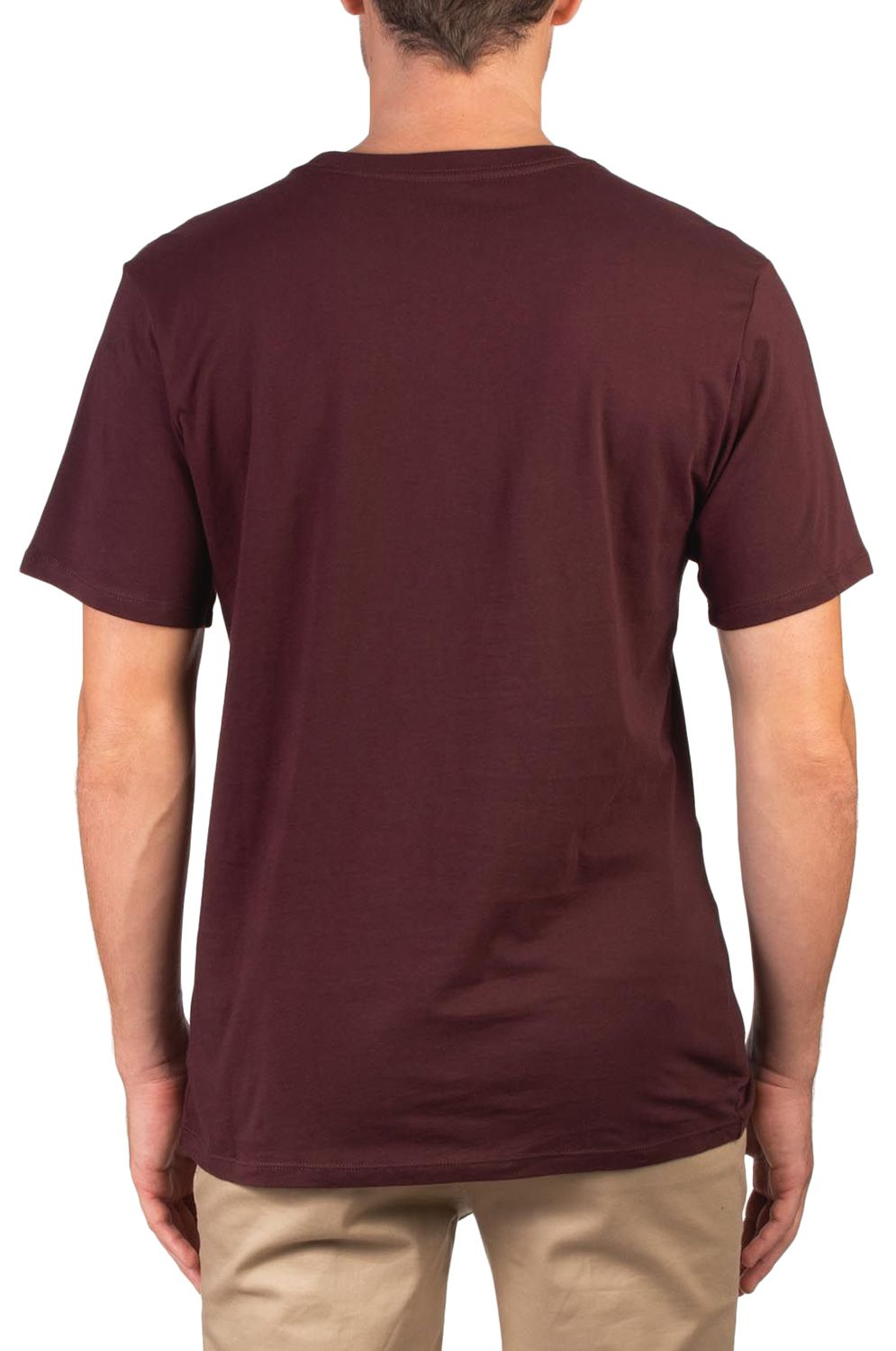 T-Shirt Hurley M ONE&ONLY SOLID TEE Mystic Dates
