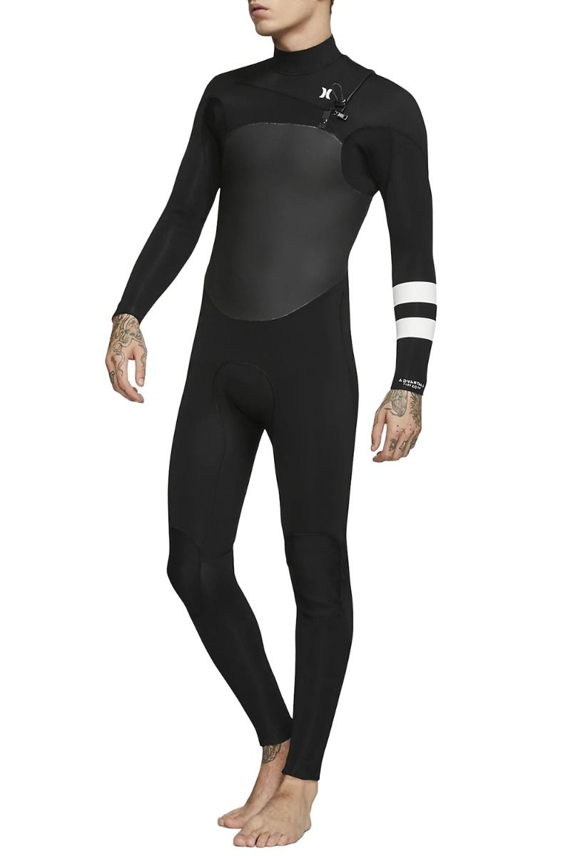 Hurley Wetsuit ADVANTAGE PLUS 4/3 FULLSUIT Black