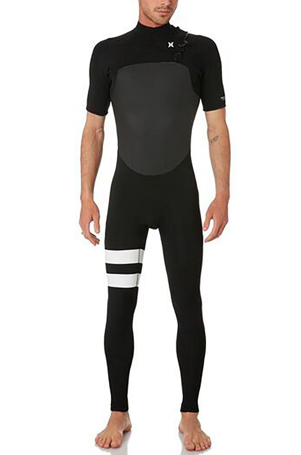 Hurley Wetsuit ADVTG PLUS 2/2 SS FULLSUIT Black