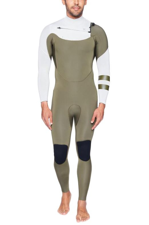 Fato Neoprene Hurley M ADVANTAGE 3/2MM FULLSUIT Medium Olive