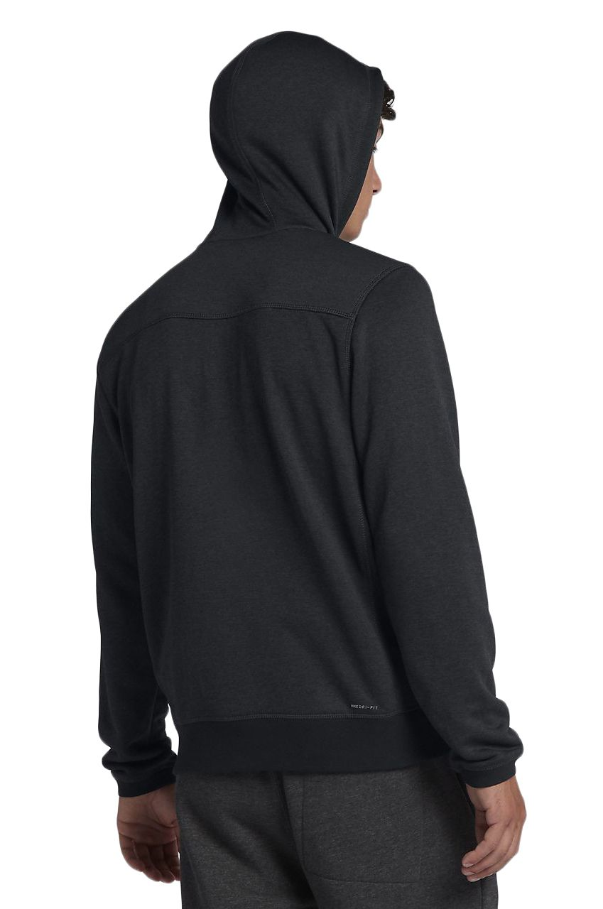 Sweat Fecho Hurley M DRI-FIT DISPERSE FULL ZIP Black