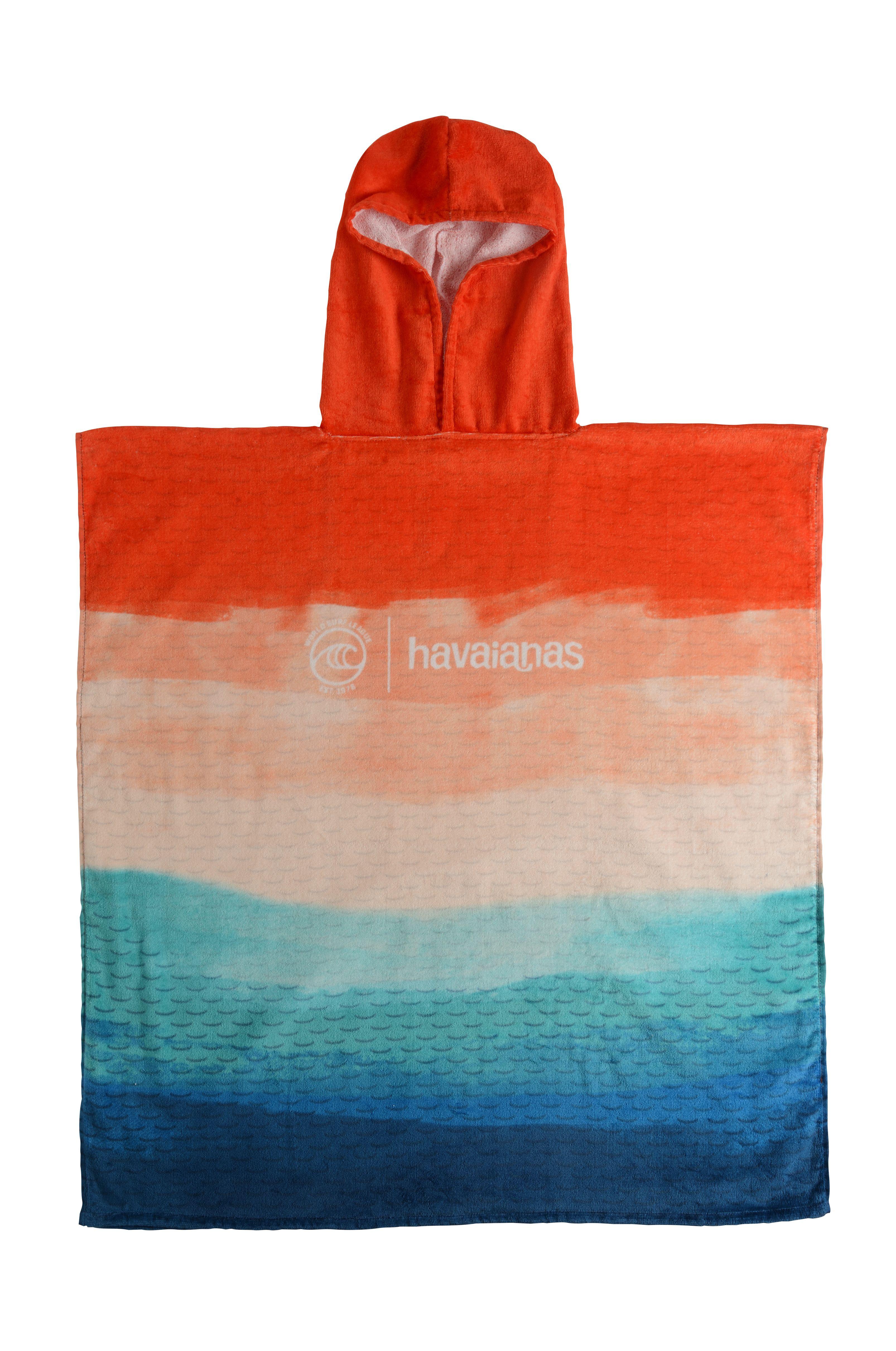 Poncho Havaianas WSL PONCHO TOWEL Multicolor