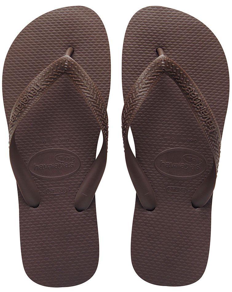 Havaianas Sandals TOP Dark Brown