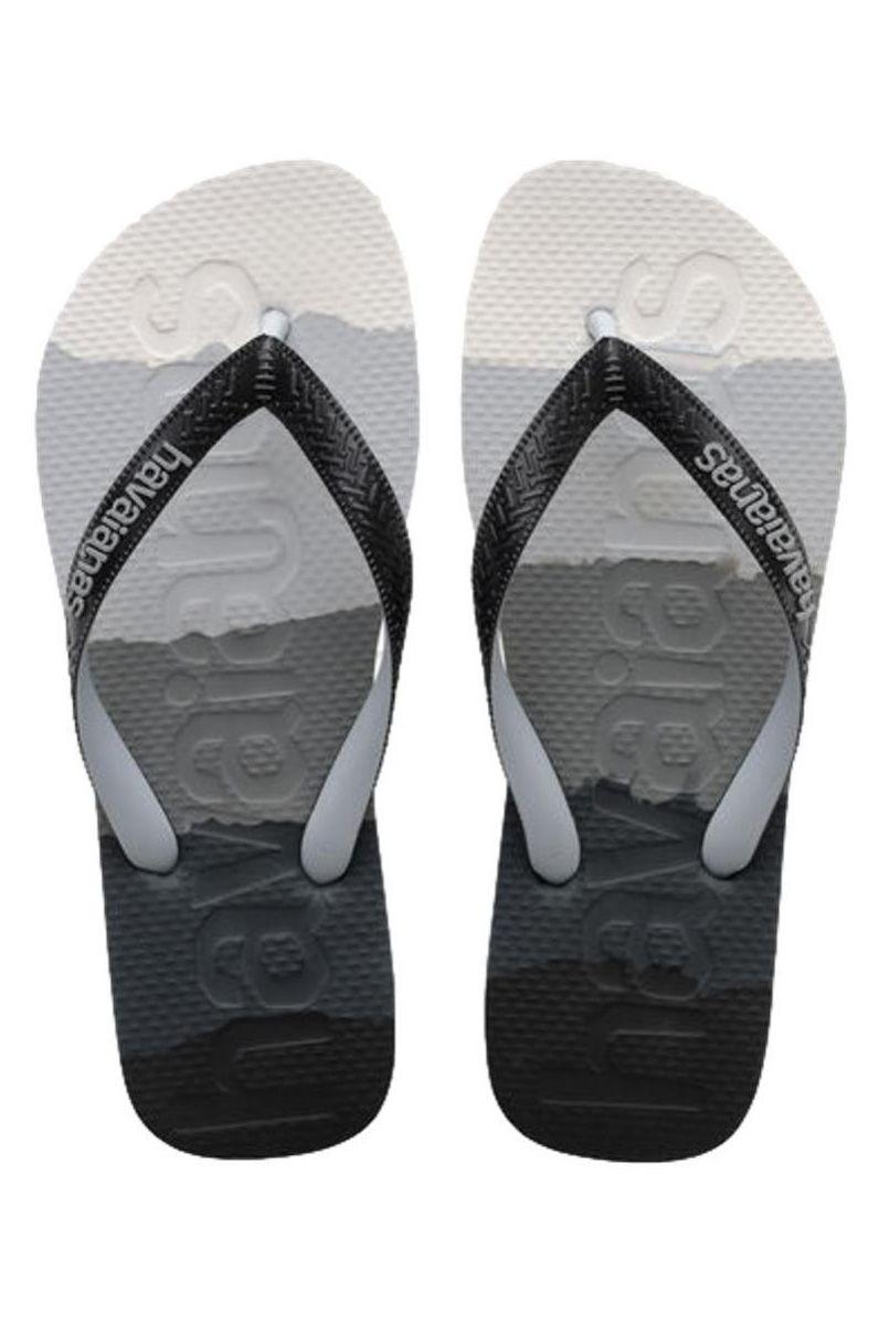 Havaianas Sandals TOP LOGOMANIA MULTICOLOR GRADIENT Gradient Black