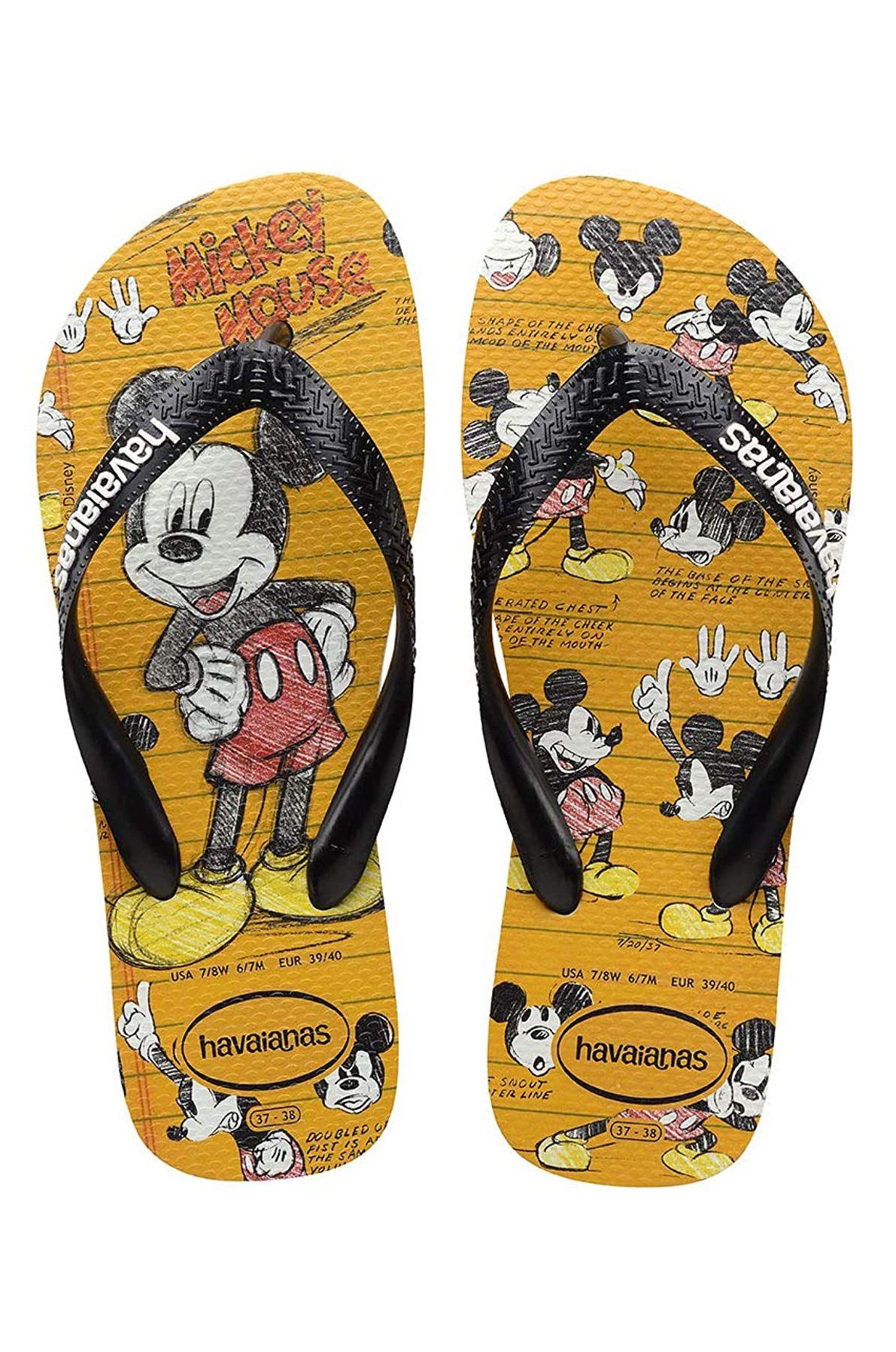 Havaianas Sandals DISNEY STYLISH White/Black/White