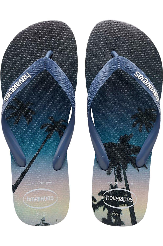 Havaianas Sandals HYPE Navy Blue/Blue Star/White