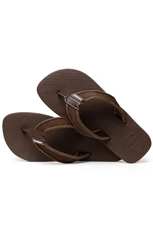 Havaianas Sandals URBAN BASIC II Dark Brown