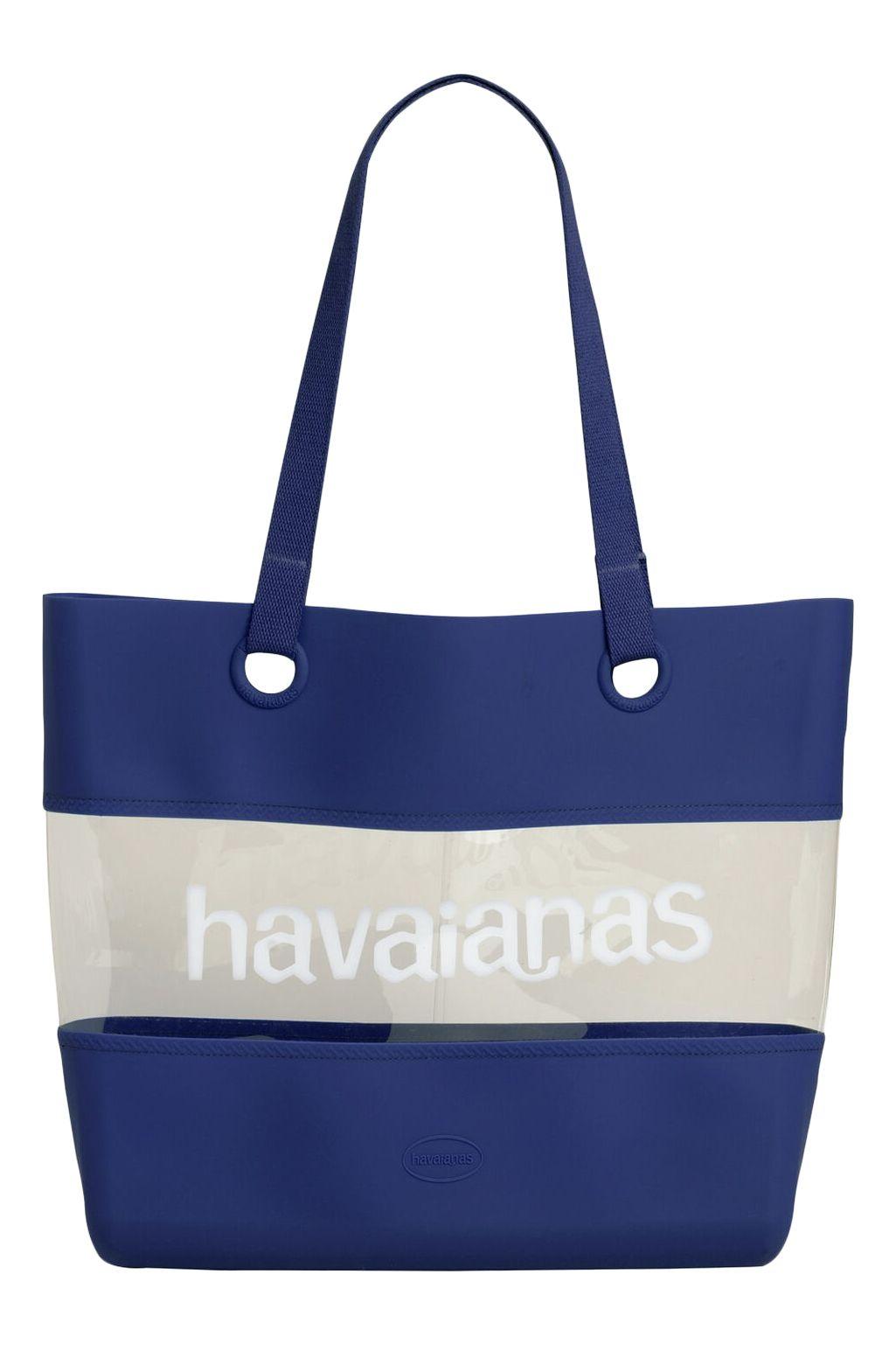 Havaianas Bag  BEACH BAG Navy Blue