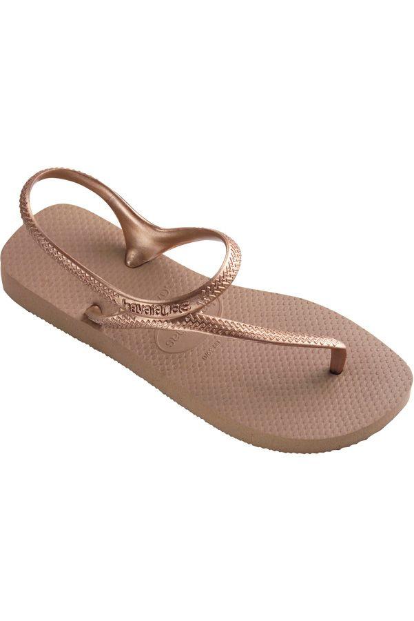 Havaianas Sandals FLASH URBAN Rose Gold