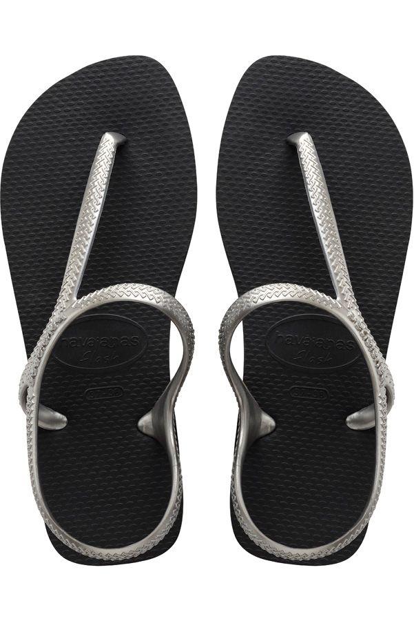 Havaianas Sandals FLASH URBAN Black/Silver