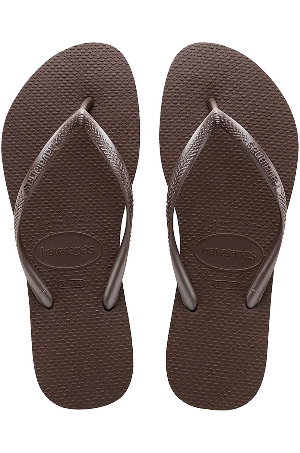 Chinelos Havaianas SLIM Dark Brown