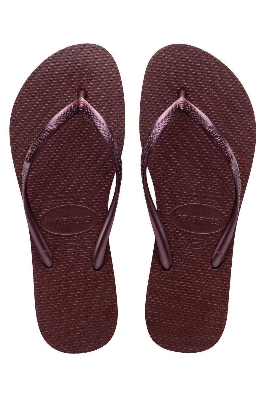 Havaianas Sandals SLIM Grape Wine