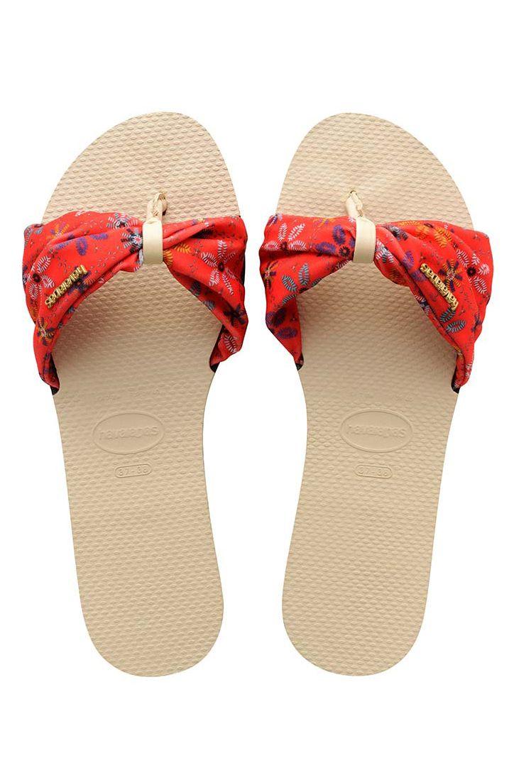 Havaianas Sandals YOU SAINT TROPEZ Beige