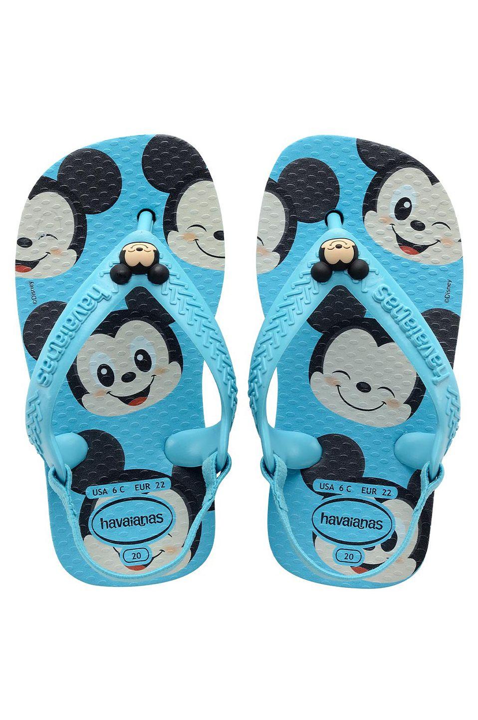 Havaianas Sandals BABY DISNEY CLASSICS II Blue