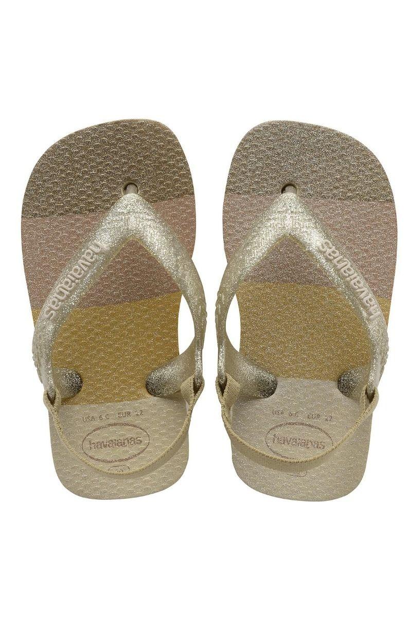 Havaianas Sandals BABY PALETTE GLOW Sand Grey