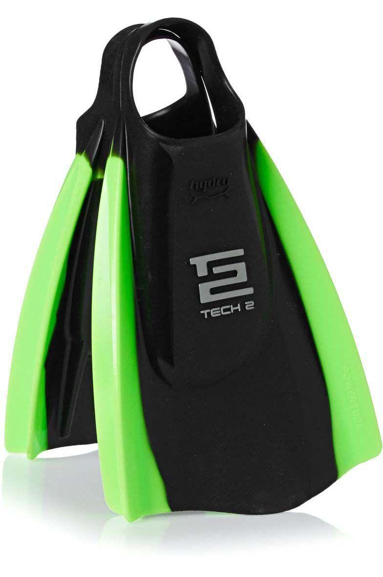 Pés-de-Pato Hydro TECH 2 BLACK/GREEN Assorted