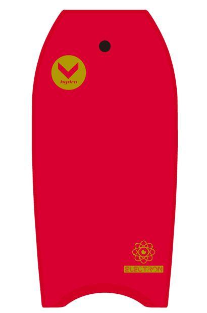 "Prancha Bodyboard Hydro 38"" HYDRO ELECTRON RED Red"