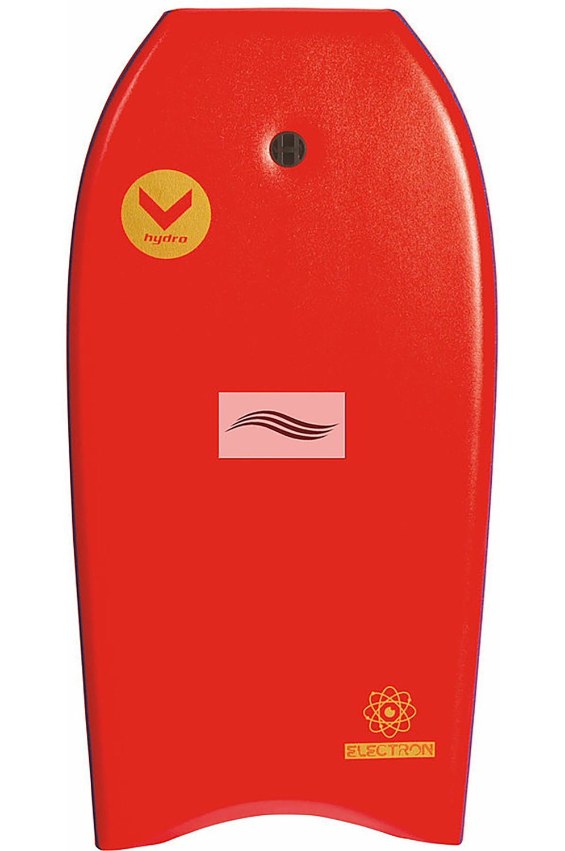 "Hydro Bodyboard Board 40"" HYDRO ELECTRON Red"
