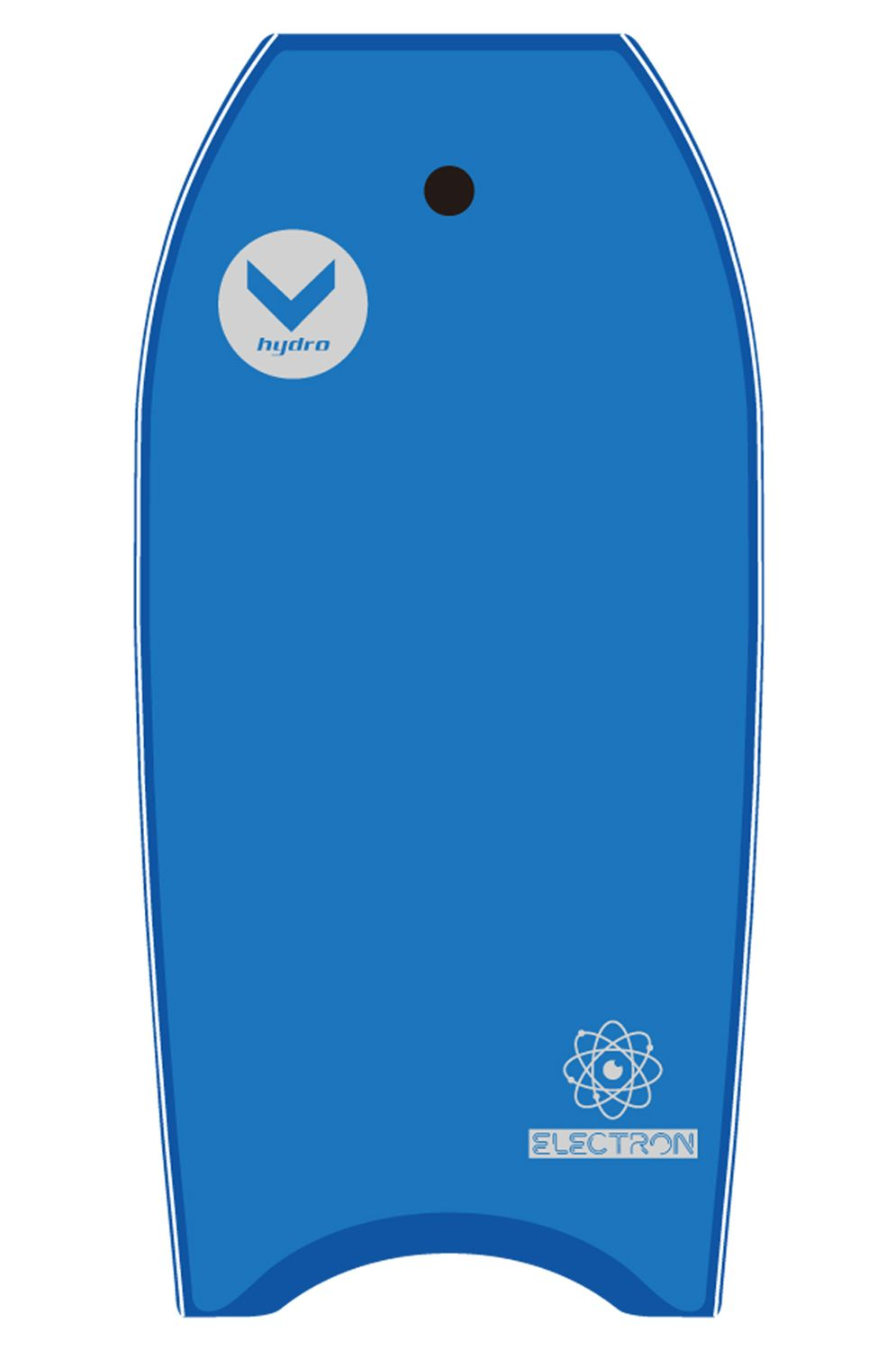 "Hydro Bodyboard Board 40"" HYDRO ELECTRON Light Blue"