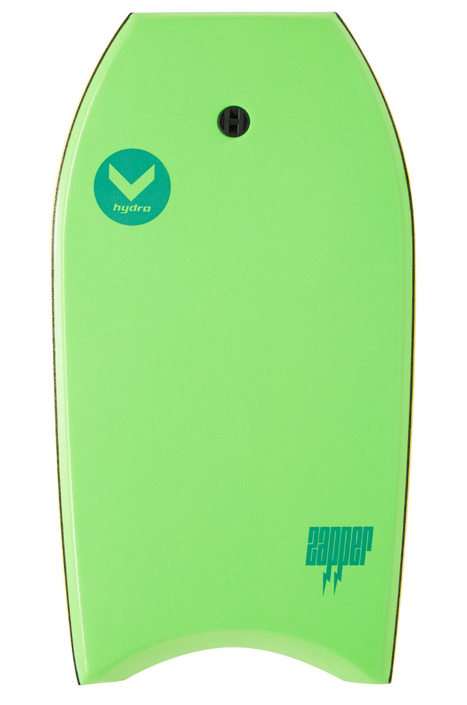 "Prancha Bodyboard Hydro 38"" HYDRO ZAPPER Green"