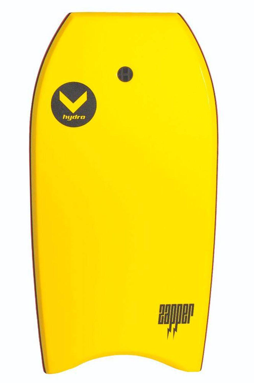 "Prancha Bodyboard Hydro 42"" HYDRO ZAPPER Yellow"