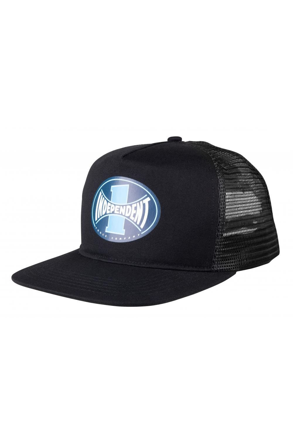 Independent Cap   ITC SPAN MESHBACK CAP Black/Black