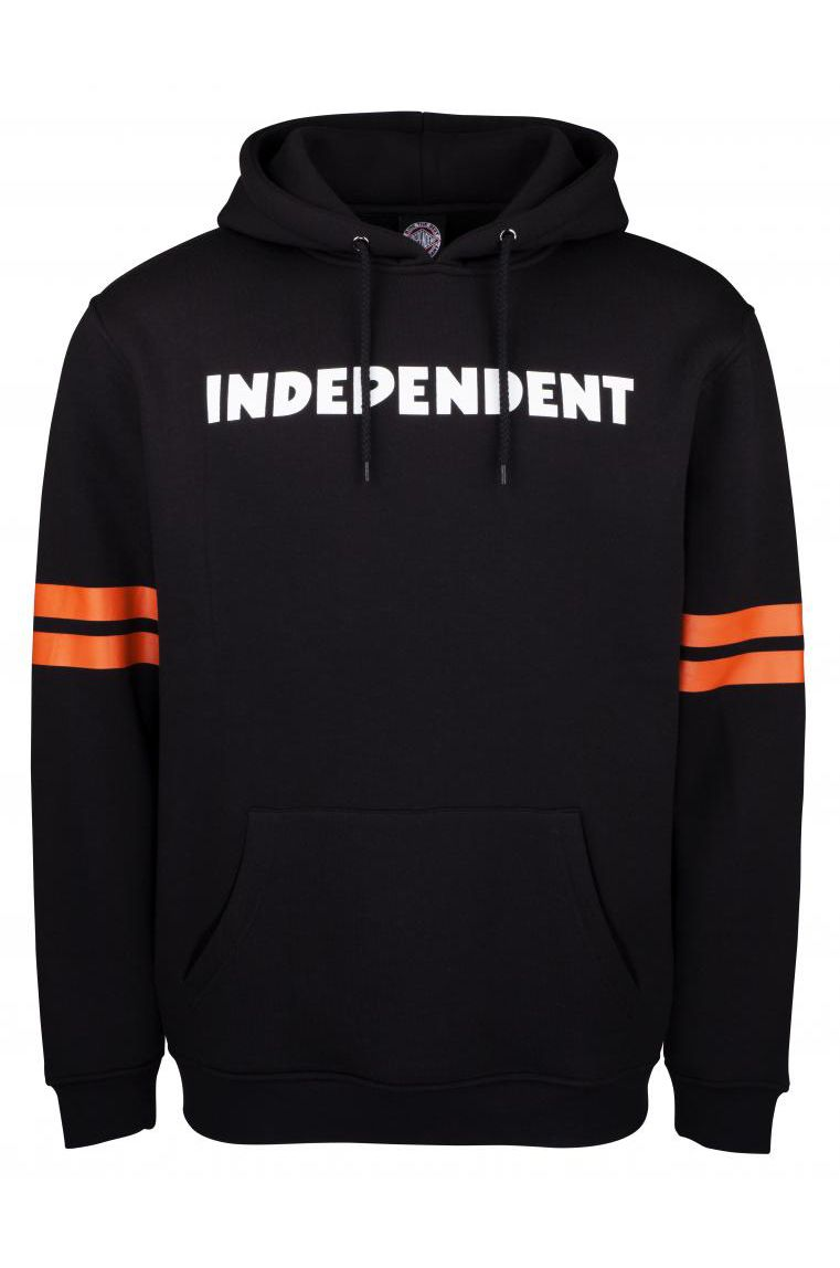Independent Sweat Hood B/C GROUNDWORK HOOD Black