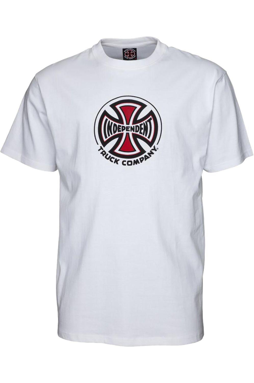 T-Shirt Independent TRUCK CO. T-SHIRT White